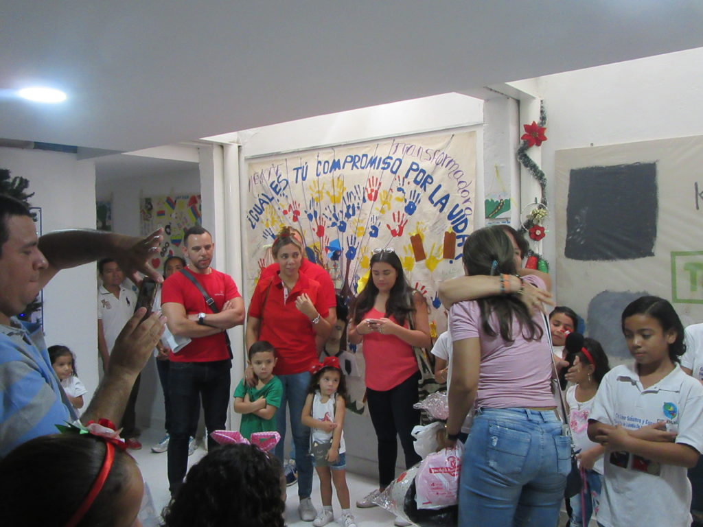 Fundehumac-Davivienda,en Navidad